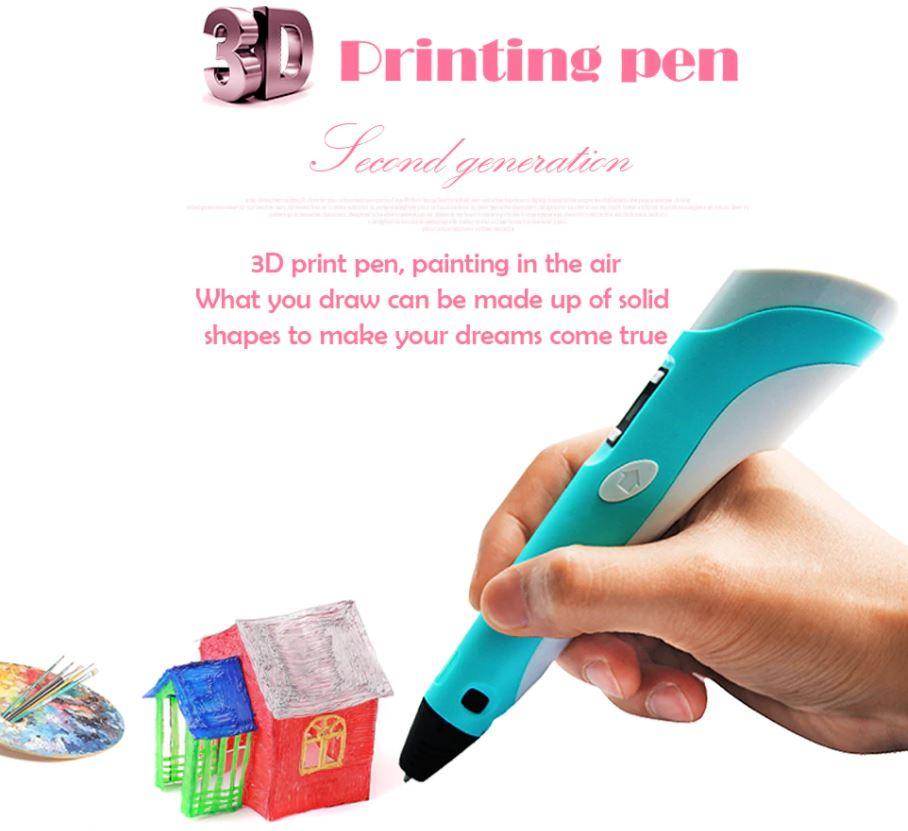 Ручка 3d для детей