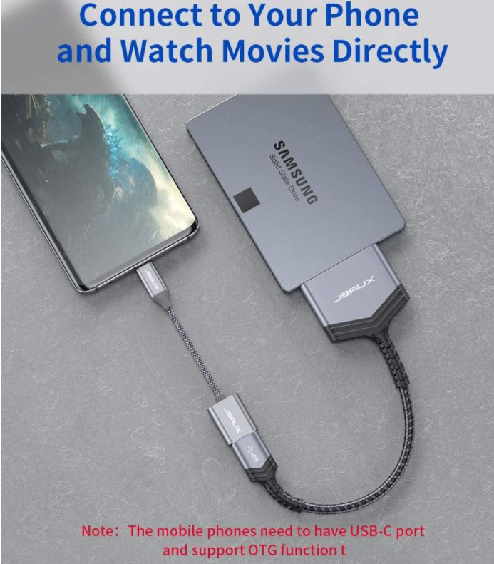Адаптер USB 3.0 SATA 3 кабель-конвертер для 2.5 внешнего SSD HDD жесткого диска