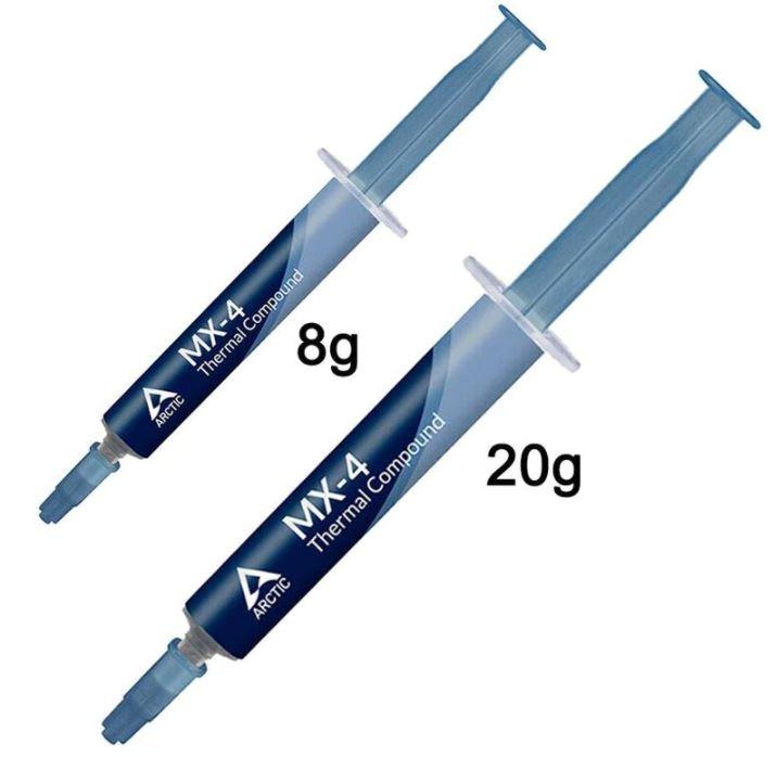 Термопаста для ноутбука ARCTIC MX 4 качественная оригинальная купить дешево