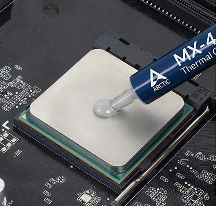 Термопаста  купить ARCTIC MX 4 качественная оригинальная цена