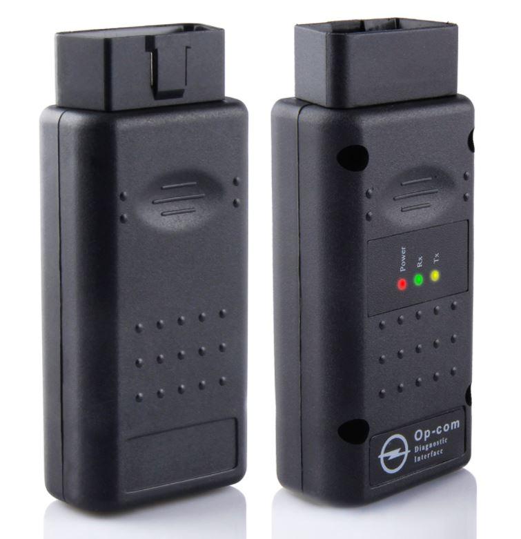 OP-COM диагностический сканер для автомобилей Opel V1.59 V1.70 V1.78 V1.99 OBD2 PIC18f458