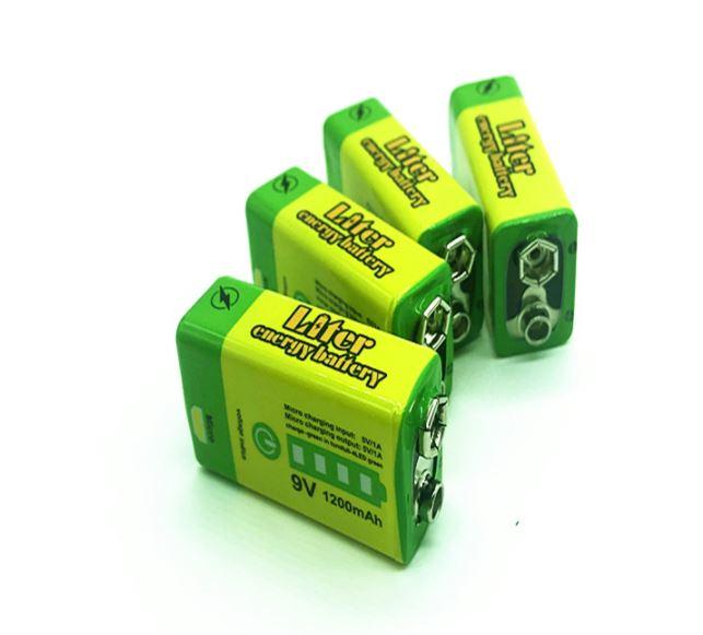 Батарея крона купить 9V 1200mA