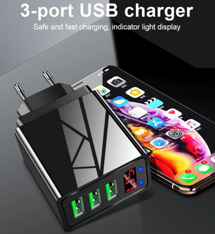 Зарядное устройство usb для телефона, быстрая зарядка