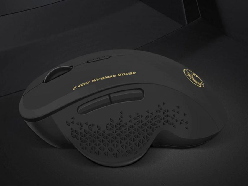Мышь компьютерная игровая беспроводная 2.4 ГГц 1600 DPI купить