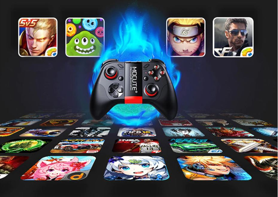 игры на телефоне для Android (смартфон ПК VR) по Bluttooth игровой джойстик геймпад