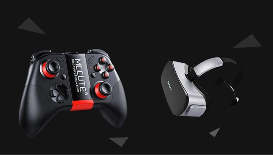 Геймпад для для VR очков по Bluttooth Android