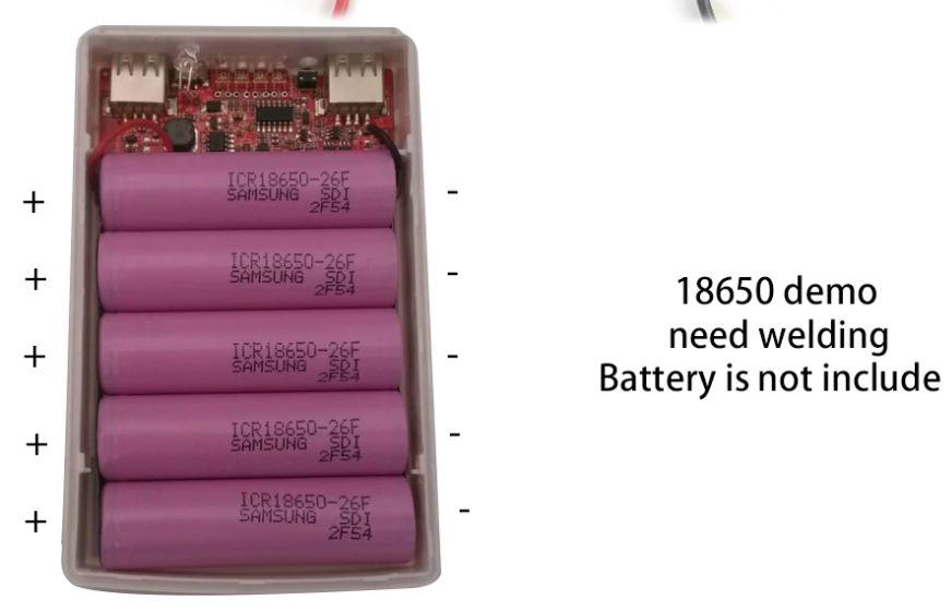 Повербанк usb без батареек дешево