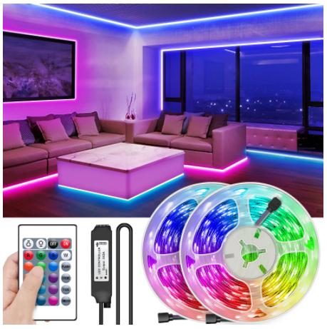 Светодиодная лента RGB подсветка дома, машины купить