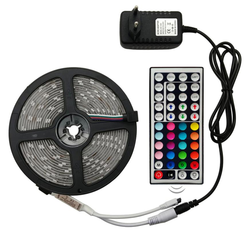 Светодиодная лента RGB (подсветка ) с алиэкспресс отзывы