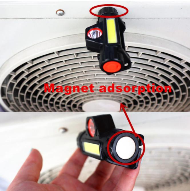 фонарик налобный с магнитом купить отзывы