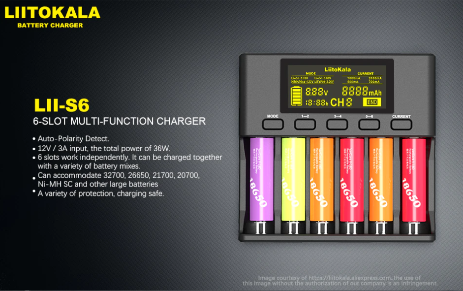 зарядное устройство для батареек aa цена купить