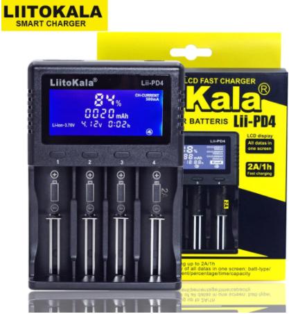 зарядное устройство для батареек купить
