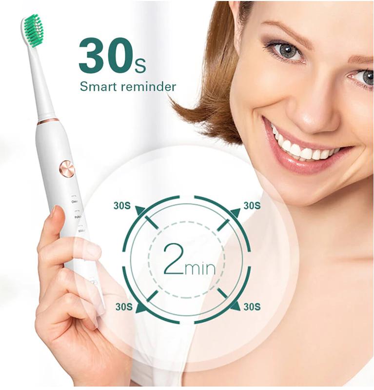 Электрическая зубная щетка где купить
