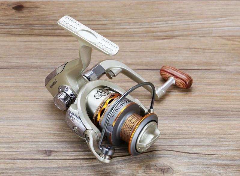 лучшие рыболовные катушки с алиэкспресс