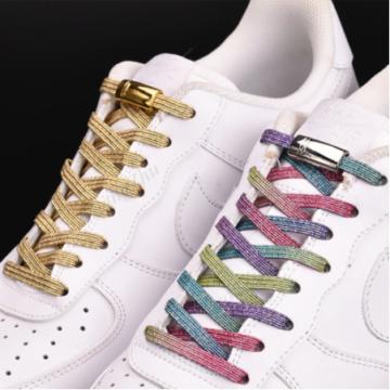 Шнурки для кроссовок с фиксатора магазин