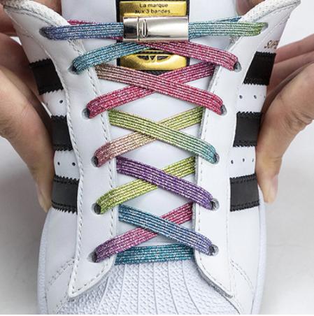 Шнурки для кроссовок без фиксатора купить