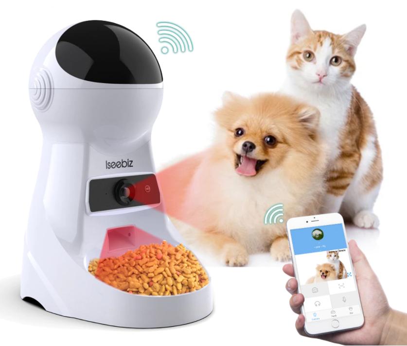 Кормушка для домашних животных кота и собаки купить